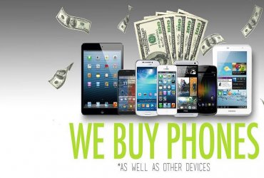 Sell your old phone/laptop